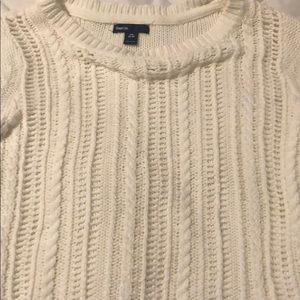 Gap Kids XXL (14-16) white sweater